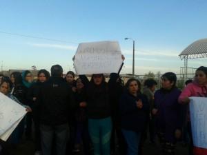 Protesta santos Martinez 2
